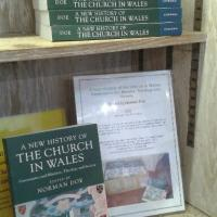 Norman Doe book for sale in Cathedral bookshop.