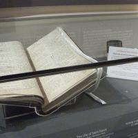 Prayerbook belonging to Horatio Lord Nelson